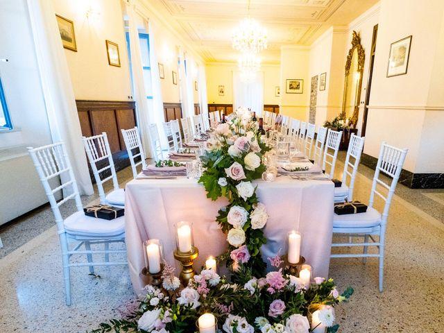 Il matrimonio di Riaan e Elena a Oliveto Lario, Lecco 34