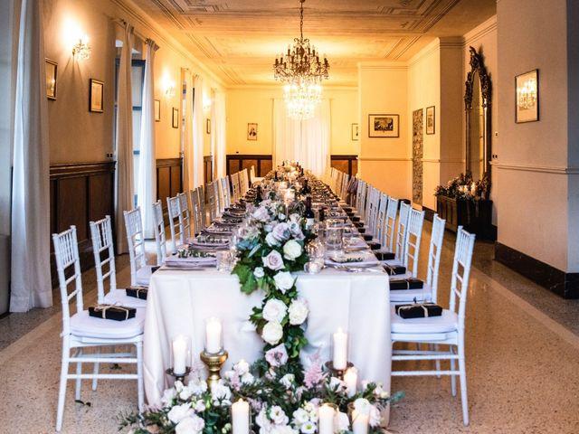 Il matrimonio di Riaan e Elena a Oliveto Lario, Lecco 36