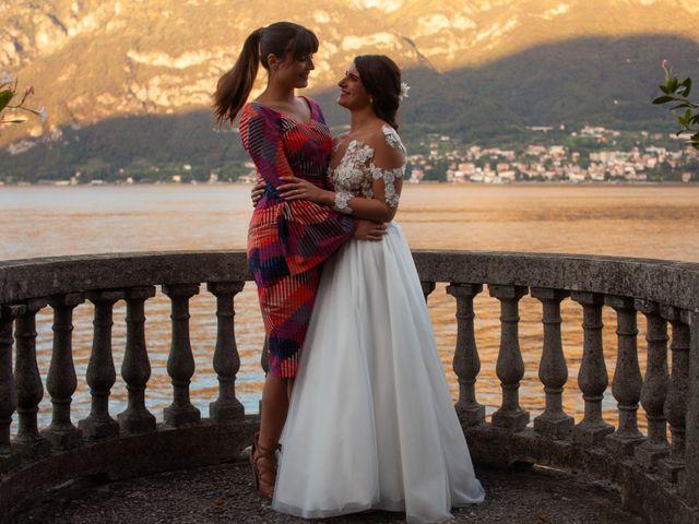 Il matrimonio di Riaan e Elena a Oliveto Lario, Lecco 37
