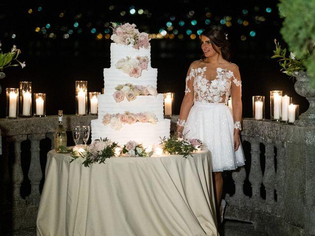 Il matrimonio di Riaan e Elena a Oliveto Lario, Lecco 40