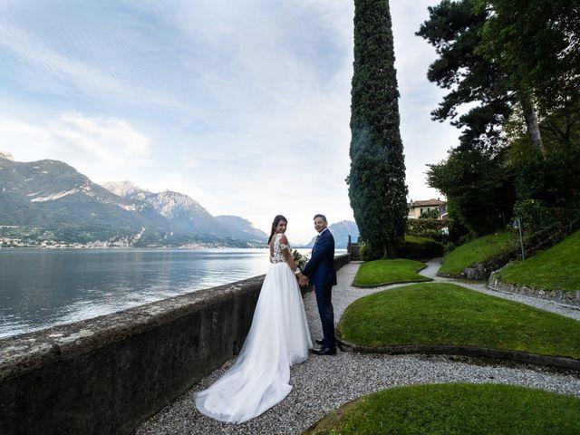 Il matrimonio di Riaan e Elena a Oliveto Lario, Lecco 43