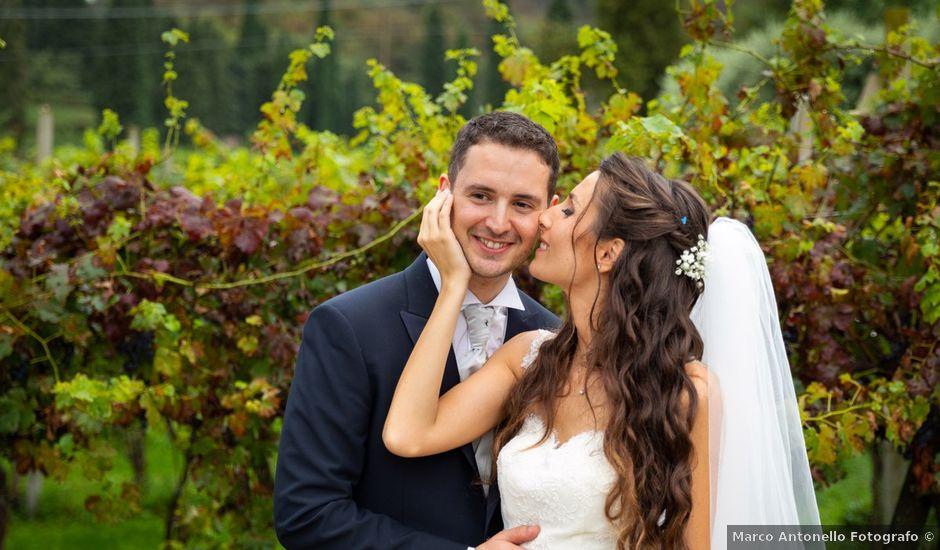 Il matrimonio di Lorenzo e Silvia a Montegrotto Terme, Padova