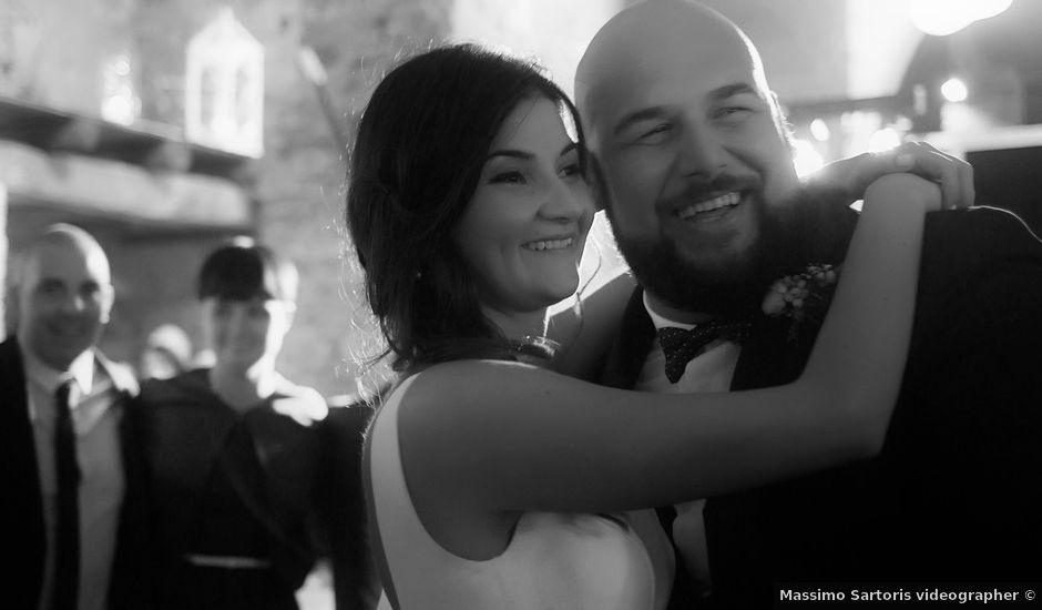 Il matrimonio di Gianluca e Nadia a Leno, Brescia
