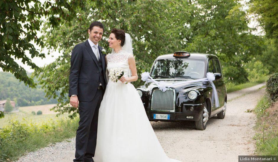 Il matrimonio di Jacopo e Daniela a Penango, Asti