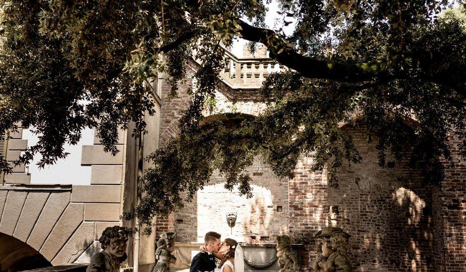 Il matrimonio di Giampiero e Sara a Urgnano, Bergamo