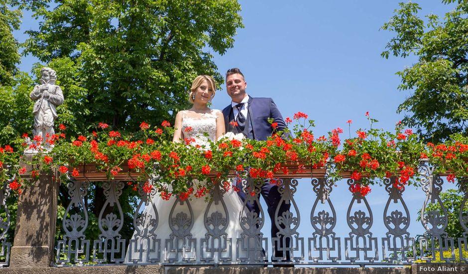 Il matrimonio di Luca e Sara a Annone di Brianza, Lecco