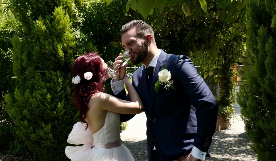 Il matrimonio di Gabriele e Sofia a Casirate d'Adda, Bergamo