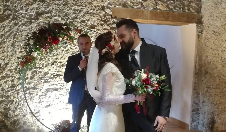 Il matrimonio di Vincenzo e Mary Carmen a Nocera Terinese, Catanzaro