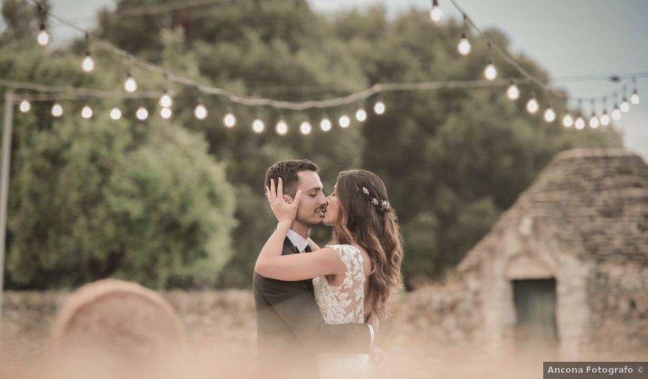 Il matrimonio di Claudia e Antonio a Martina Franca, Taranto