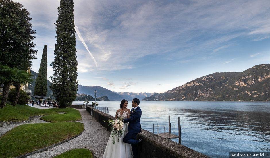 Il matrimonio di Riaan e Elena a Oliveto Lario, Lecco