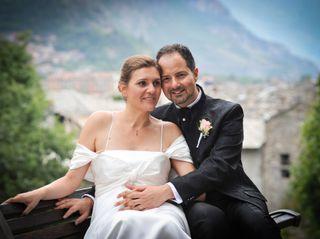 Le nozze di Maura e Maurizio