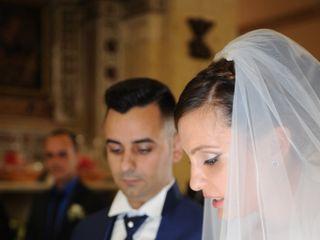 Le nozze di Anna e Marco 1