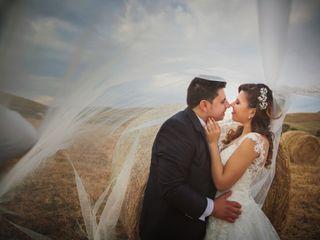 Le nozze di Sabina e Giuseppe