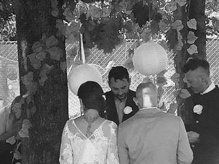 Le nozze di Chiara  e Thomas 1