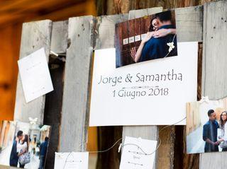 Le nozze di Samantha e Jorge 2