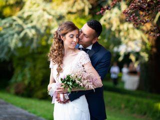 Le nozze di Samantha e Jorge