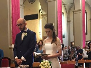 Le nozze di Elisabetta e Stefano 3