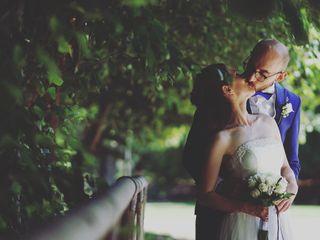 Le nozze di Elisabetta e Stefano