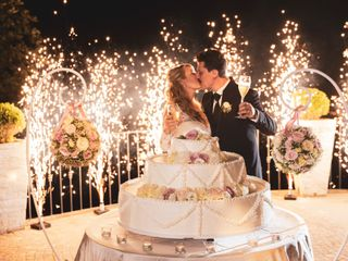 Le nozze di Marco e Romina