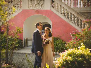 Le nozze di Luisa e Andy