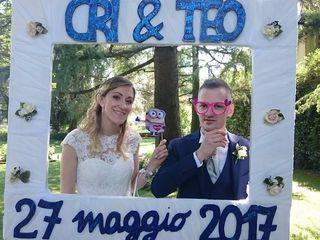 le nozze di Cristina  e Matteo 2