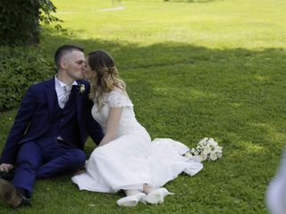 le nozze di Cristina  e Matteo 1