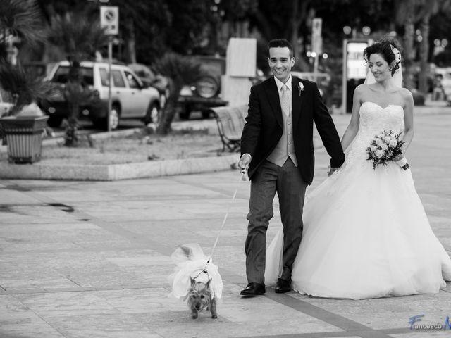 Il matrimonio di Dario e Claudia a Reggio di Calabria, Reggio Calabria 41