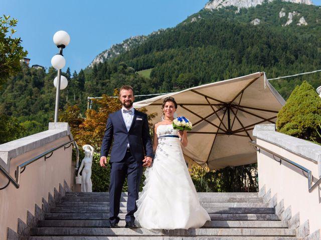 Il matrimonio di Fabio e Nicole a Ardesio, Bergamo 10