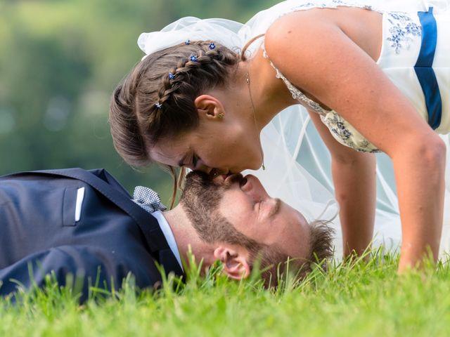 Il matrimonio di Fabio e Nicole a Ardesio, Bergamo 11