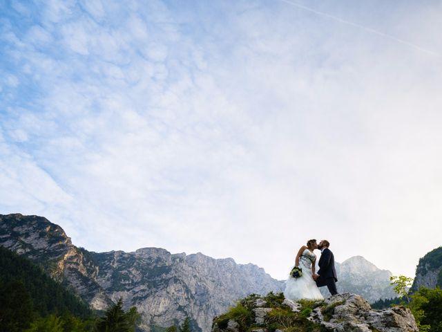 Il matrimonio di Fabio e Nicole a Ardesio, Bergamo 1