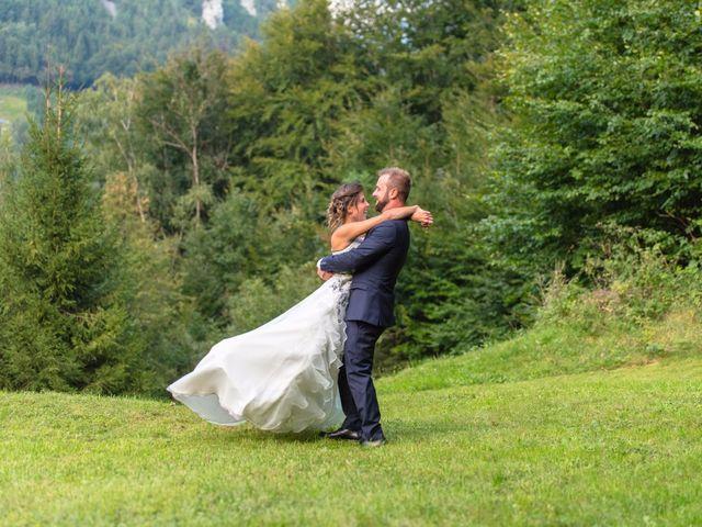 Il matrimonio di Fabio e Nicole a Ardesio, Bergamo 12