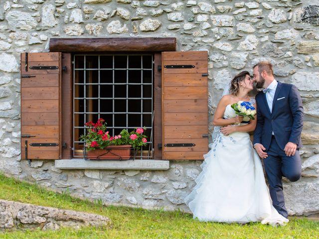 Il matrimonio di Fabio e Nicole a Ardesio, Bergamo 13