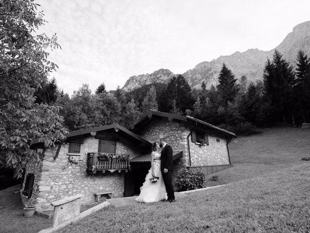 Il matrimonio di Fabio e Nicole a Ardesio, Bergamo 15