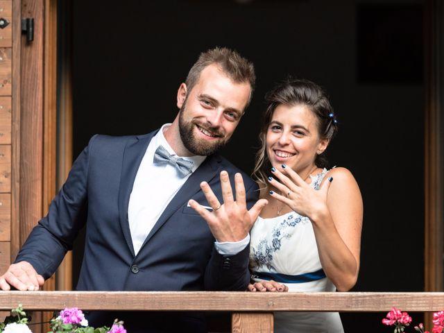 Il matrimonio di Fabio e Nicole a Ardesio, Bergamo 16