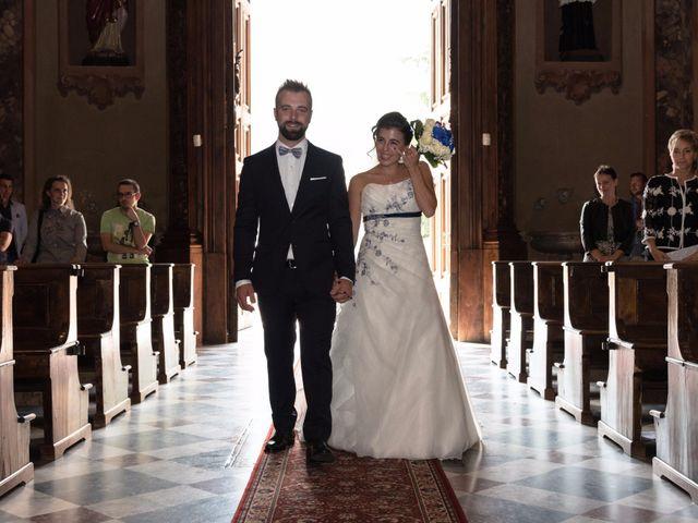 Il matrimonio di Fabio e Nicole a Ardesio, Bergamo 9