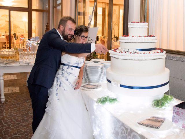 Il matrimonio di Fabio e Nicole a Ardesio, Bergamo 22