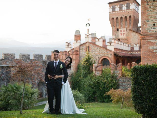 le nozze di Chonlada e Davide