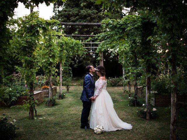 Le nozze di Stefania e Gianbattista