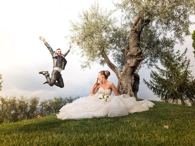 le nozze di Veronica e Omar
