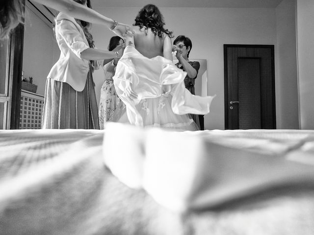 Il matrimonio di Massimiliano e Kathia a Gardone Val Trompia, Brescia 14