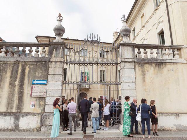 Il matrimonio di Massimiliano e Kathia a Gardone Val Trompia, Brescia 16
