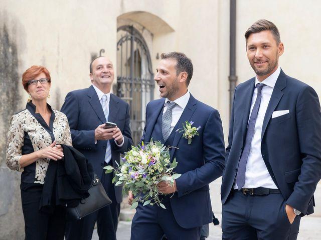 Il matrimonio di Massimiliano e Kathia a Gardone Val Trompia, Brescia 17