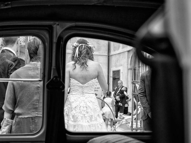 Il matrimonio di Massimiliano e Kathia a Gardone Val Trompia, Brescia 19