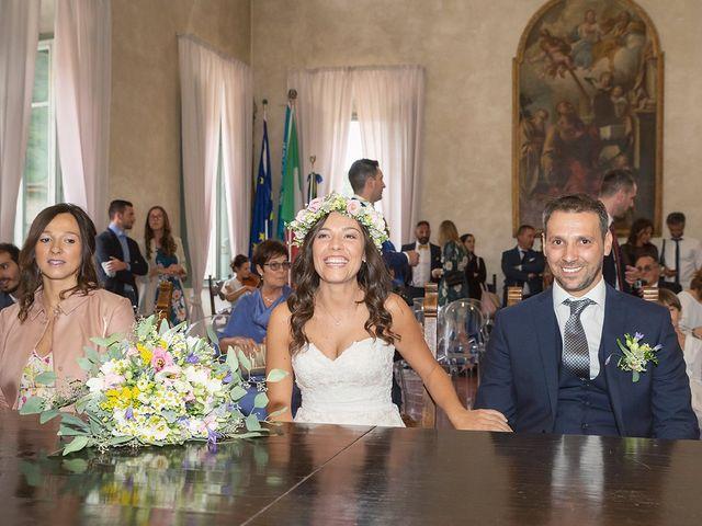 Il matrimonio di Massimiliano e Kathia a Gardone Val Trompia, Brescia 23