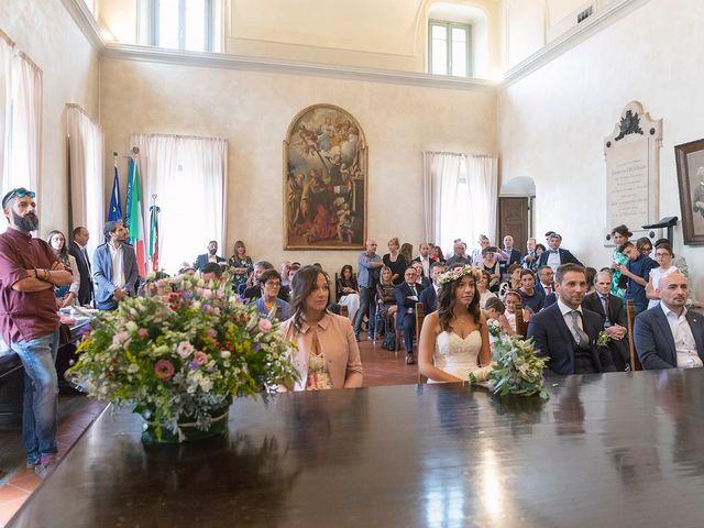 Il matrimonio di Massimiliano e Kathia a Gardone Val Trompia, Brescia 25