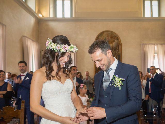 Il matrimonio di Massimiliano e Kathia a Gardone Val Trompia, Brescia 27