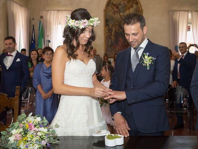 Il matrimonio di Massimiliano e Kathia a Gardone Val Trompia, Brescia 28