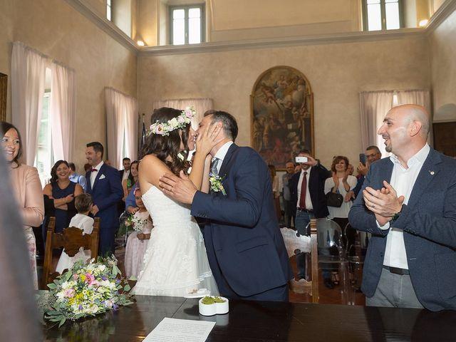 Il matrimonio di Massimiliano e Kathia a Gardone Val Trompia, Brescia 29