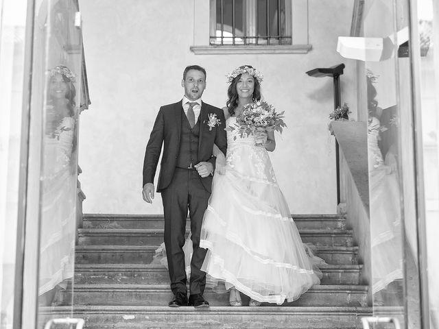 Il matrimonio di Massimiliano e Kathia a Gardone Val Trompia, Brescia 30