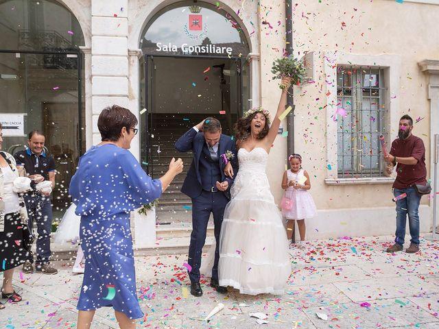 Il matrimonio di Massimiliano e Kathia a Gardone Val Trompia, Brescia 32